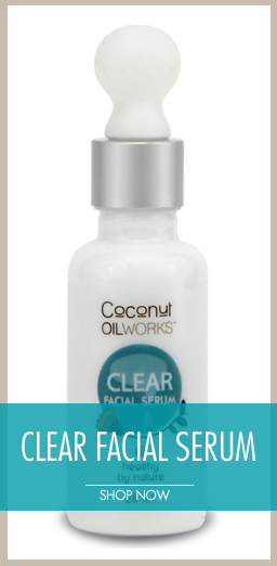 Coconut Oil Facial Serum